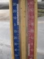 H28.1.25ハウス内の最低気温(△4℃)@IMG_7577