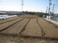 H28.2.8堆肥漉き込み(1.3a)@IMG_7718