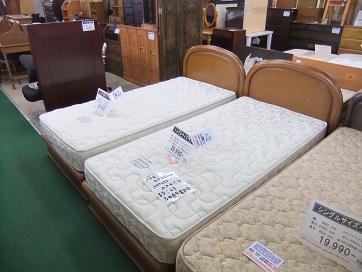 ゲルマットシングルベッド