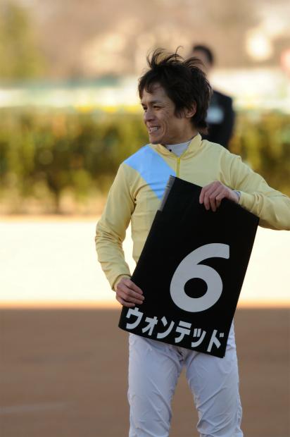 高田潤騎手