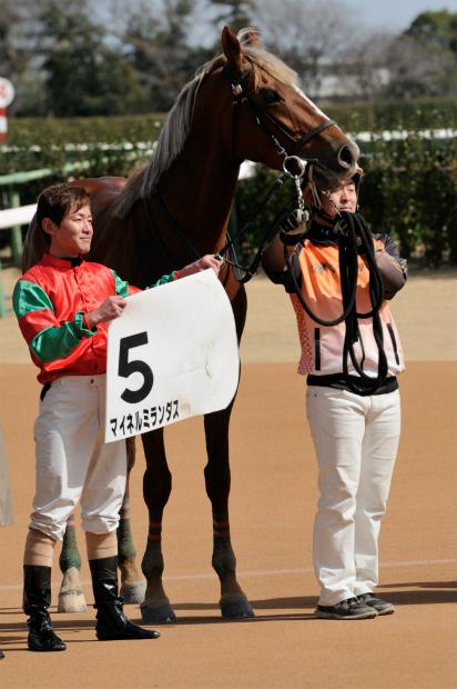山本康志騎手