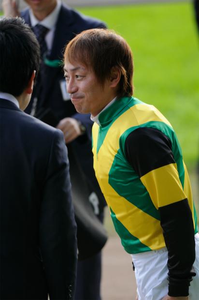 勝浦正樹騎手