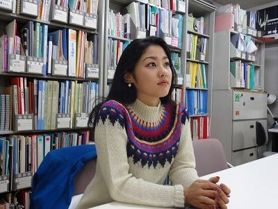 【国内ニュース】福田和歌子さんインタビュー2
