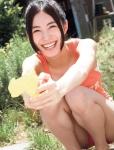 SKE48 松井珠理奈 セクシー しゃがみ 太もも 笑顔 水鉄砲 高画質エロかわいい画像10080