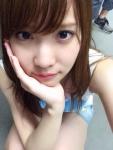AKB48 永尾まりや セクシー 顔アップ カメラ目線 頬杖 自撮り 誘惑 高画質エロかわいい画像10199