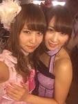 AKB48 永尾まりや 中田ちさと セクシー パイタッチ カメラ目線 誘惑 高画質エロかわいい画像10200