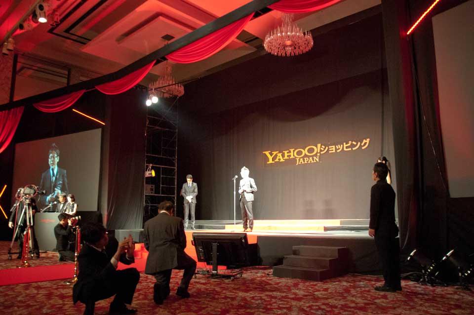 Yahoo!ショッピング Best Store Awards 2015 のコマースパートナー部門、ベストパートナー賞を受賞06