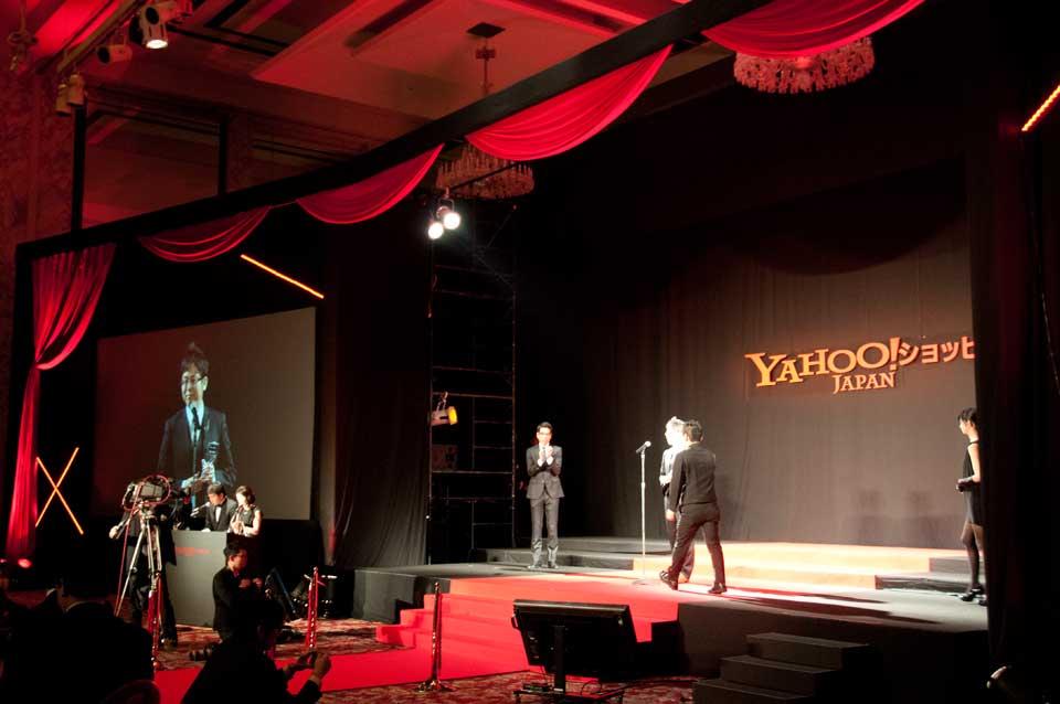 Yahoo!ショッピング Best Store Awards 2015 のコマースパートナー部門、ベストパートナー賞を受賞08
