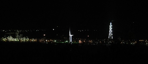 ㋉㏾夜景バス4