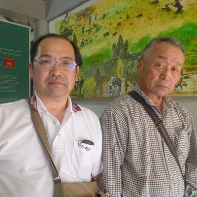 福井の兼八さんと広部さん