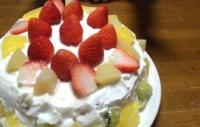 ケーキ まゆ