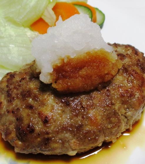 えのき高野豆腐ハンバーグ B
