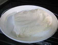豆腐と豚こまの甘味噌煮【下準備】②