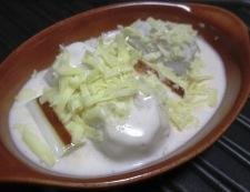 里芋のグラタン 調理⑤