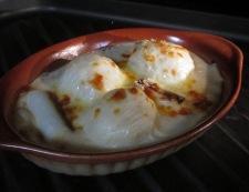 里芋のグラタン 調理⑥