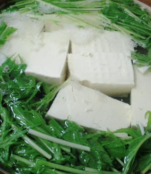 湯豆腐 B