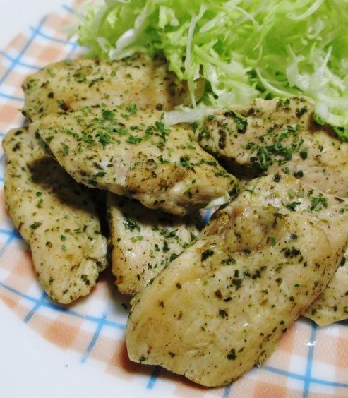 チキンレモンハーブ焼き B
