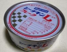 ツナと焼き豆腐のオイスターソース煮 材料①