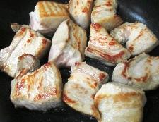 豚の角煮 調理②