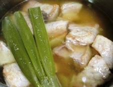 豚の角煮 調理④