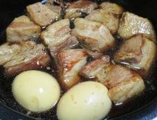 豚の角煮 調理⑤