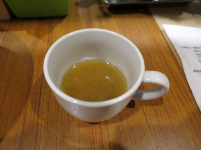 コイ割スープ