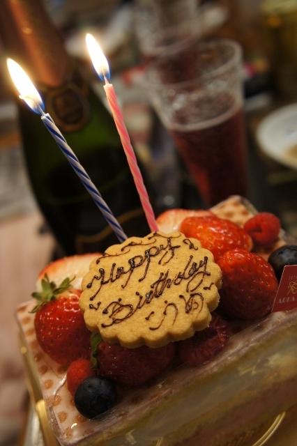 こうめ二歳おめでとう!⑤