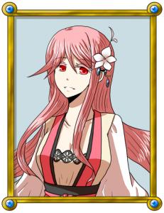 みんとさん宅の桜花さん