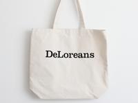 デロリアンズトートバッグL