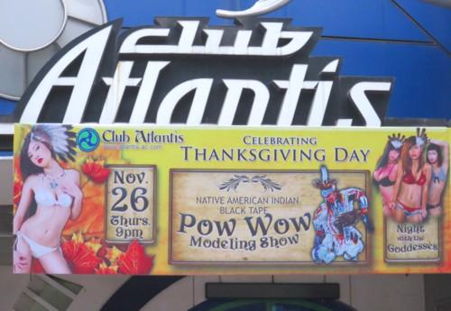 thanks giving powwow
