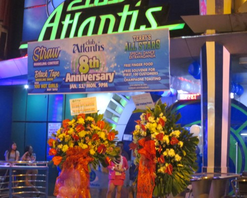 club atlantis 8th anniersary (1)