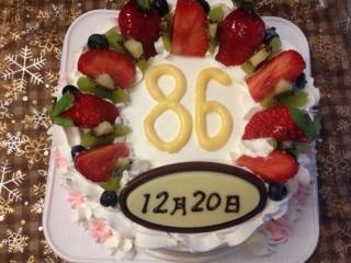 合体ケーキ