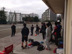 2014年度 青葉FC OB会 @すすき野小学校/少年サッカー
