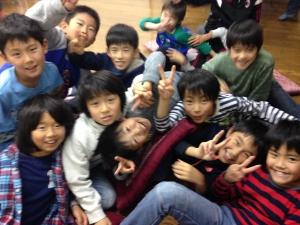 2015年度 4年生忘年会 @横浜市青葉区/少年サッカー