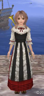 アルザス民族服