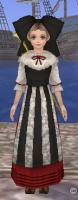アルザス民族服2