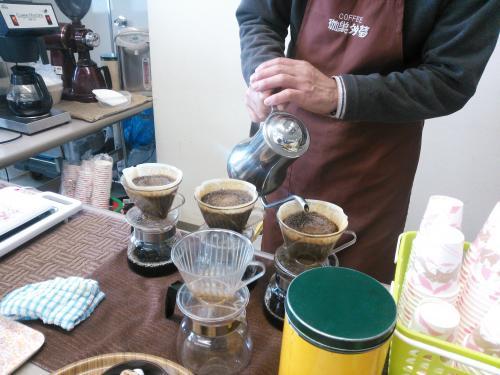 コーヒーコーナー02