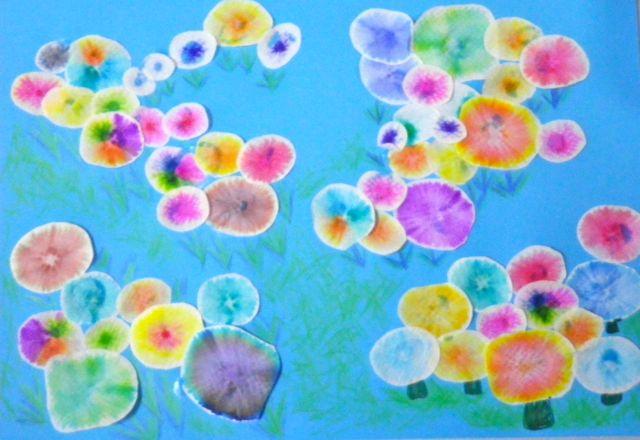 虹の花・完成2