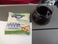 ワインとプリッツェル
