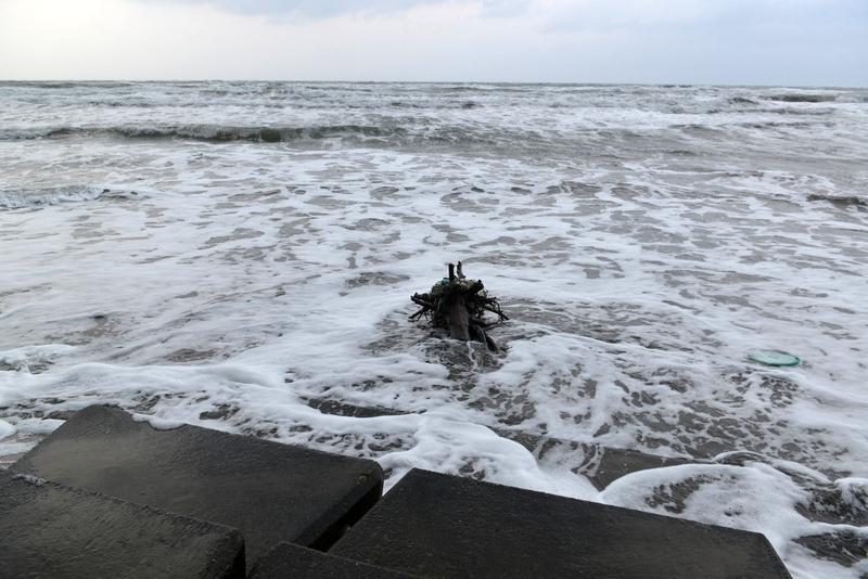 波に洗われて-4