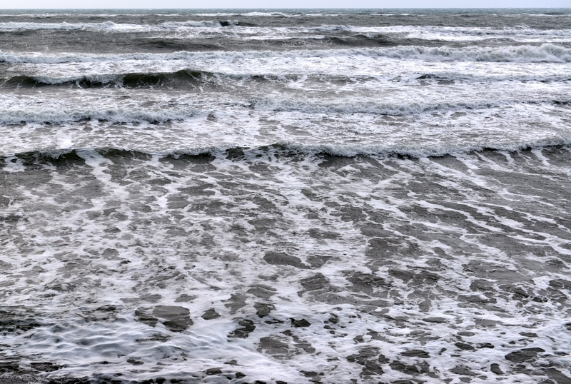 波に洗われて-5