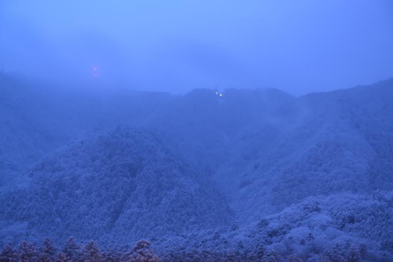 厳冬の弥彦-3