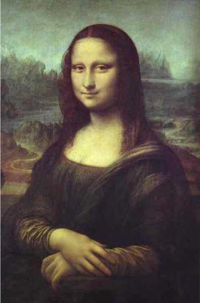 モナリザ モナ・リザ アート名画館 ダヴィンチ