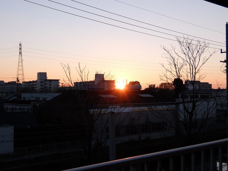 初日の出-a