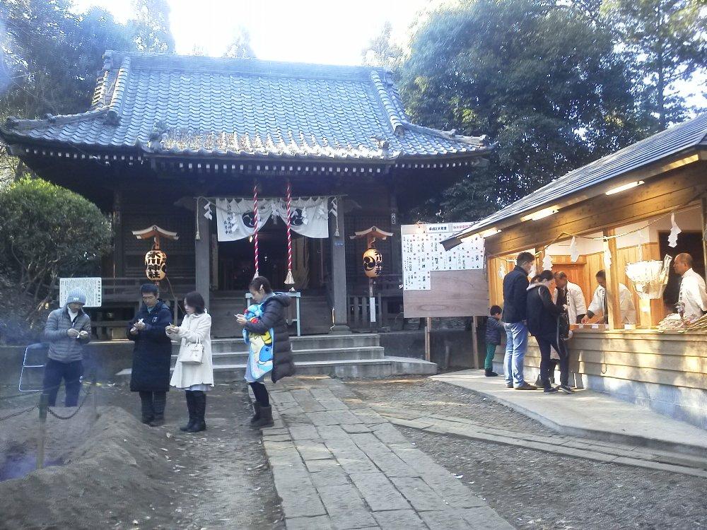 F1000251膝折子の神氷川神社