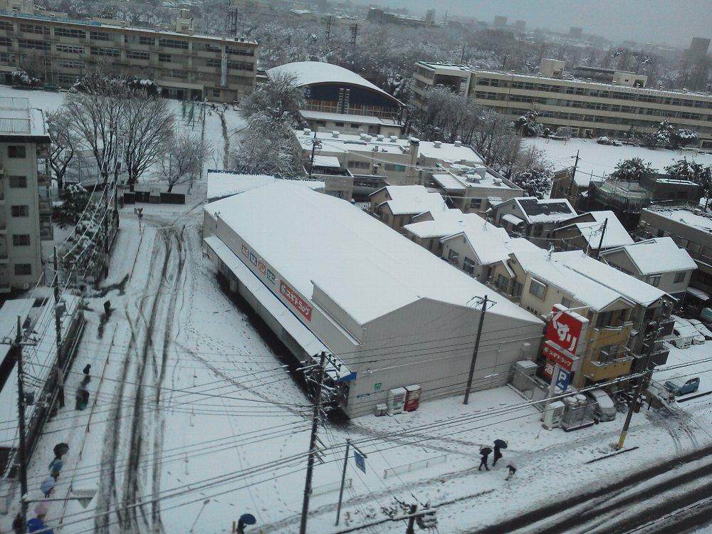 F10003231/17の大雪