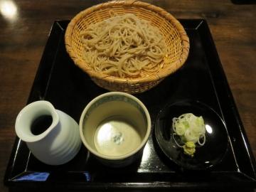 ざる蕎麦 950円