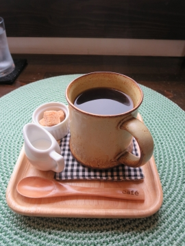 コーヒー 450円