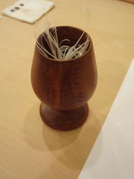 特製爪楊枝は鰹の尾骨