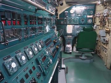 潜水艦あきしお体験
